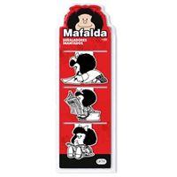 Marcapáginas magnéticos Mafalda