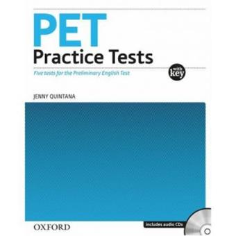 PET Practice Tests with Answer Key and Audio CDs - -5% en ...