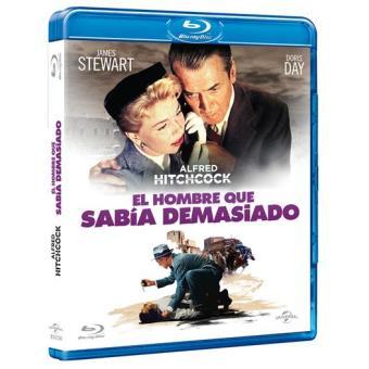 El hombre que sabía demasiado - Blu-Ray