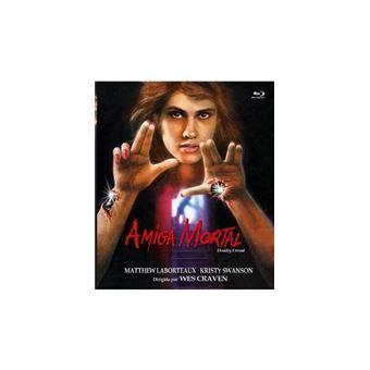 Amiga Mortal - Blu-ray