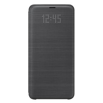 Funda Samsung Led View Cover Negro para Samsung S9+