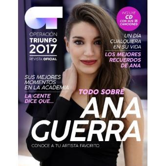Operación Triunfo 2017 Ana Guerra Sus Canciones