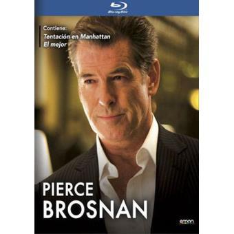 Pack Pierce Brosnan: El mejor + Tentación en Manhattan - Blu-Ray