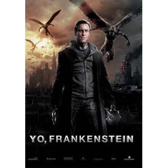 Yo, Frankenstein - DVD