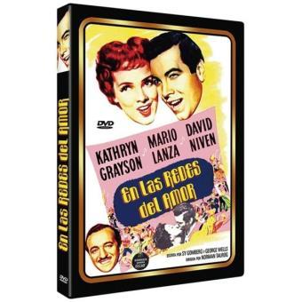 En las redes del amor - DVD