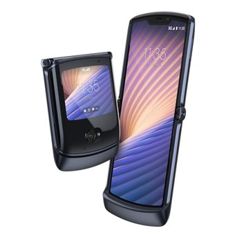 Motorola Razr 5G 6,2'' 256GB Negro