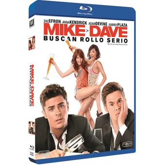 Mike y Dave buscan rollo serio - Blu-Ray