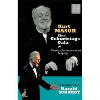 Kurt Masur - Eine Geburtstags-Gala