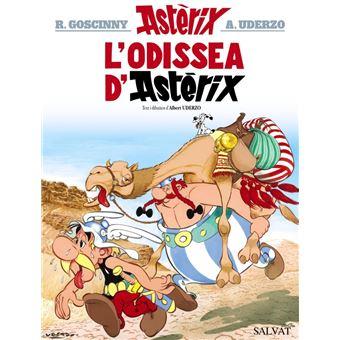 Astérix Nº  26 - L'odissea d'Astèrix