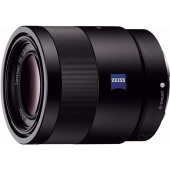 Objetivo Sony SEL 55 mm f1.8 ZA