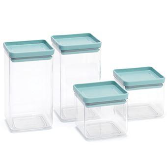 Tarros de plástico Brabantia 0,7 y 1,6 L
