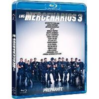 Los mercenarios 3 - Blu-Ray