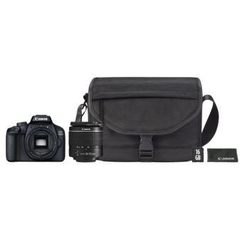 Cámara Réflex Canon EOS 4000D + 18-55 mm DCIII Kit