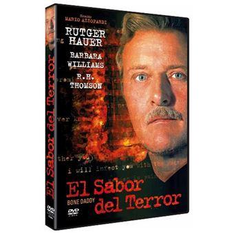 El sabor del terror - DVD