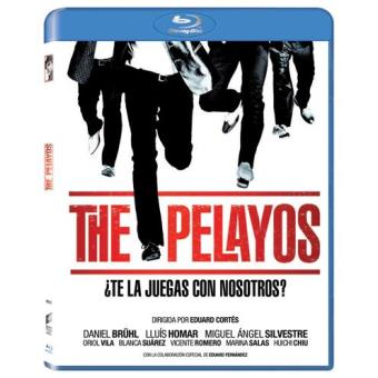 The Pelayos - Blu-Ray