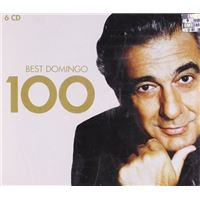 100 Best Plácido Domingo - 6 CDs