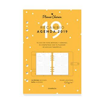 Charuca Recambio de agenda 2019