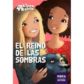 Kinra Girls 8: El reino de las sombras