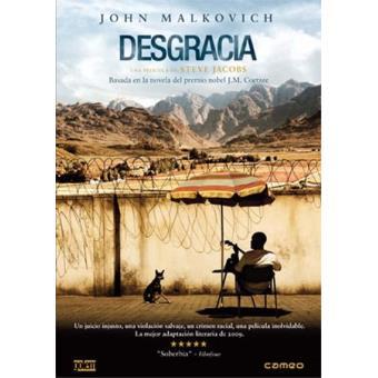 Desgracia - DVD