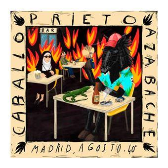 Madrid, Agosto 40º - Vinilo