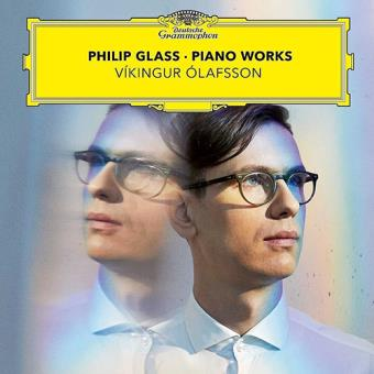 Philip Glass: Piano Works - Vinilo