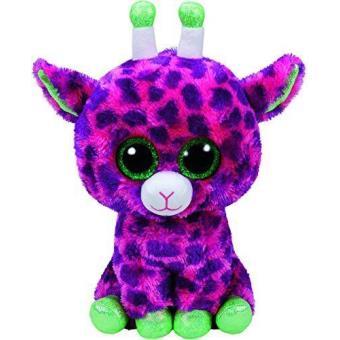 Peluche jirafa Beanie Boos Gilbert 23 cm