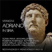 Veracini: Adriano in Siria