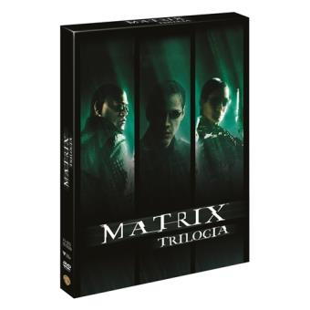 Pack Matrix. Trilogía - DVD