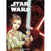 Star Wars. El despertar de la Fuerza (cómic infantil)