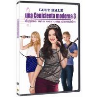 Una Cenicienta moderna 3: Érase una vez una canción - DVD