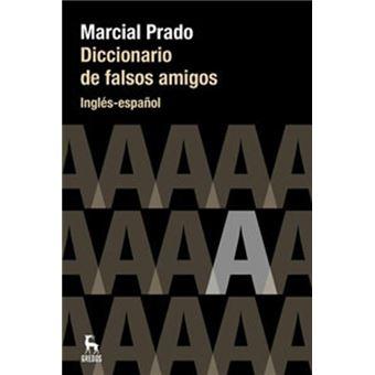 Diccionario de falsos amigos Inglés - Español