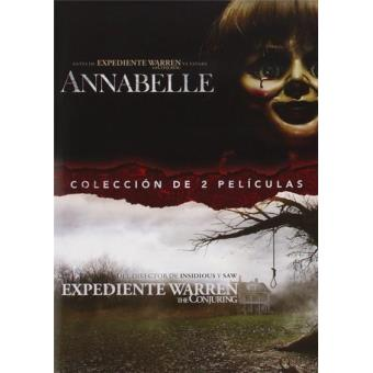 Pack Annabelle + The Conjuring - DVD