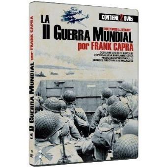 Pack La II Guerra Mundial por Frank Capra - DVD