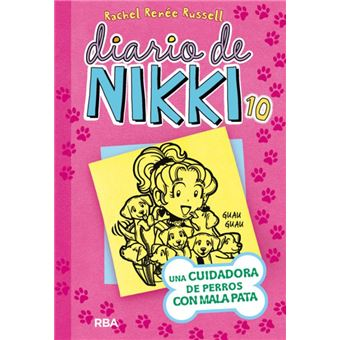Diario de nikki 10. Una cuidadora de perros con mala pata