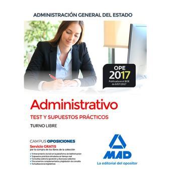 Administrativo de la Administración General del Estado