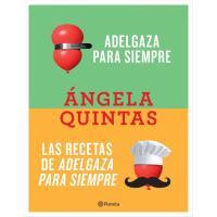 Adelgaza para siempre + Las recetas de Adelgaza para siempre (pack)