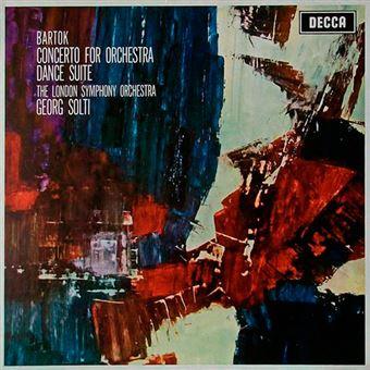 Bartok - Concerto for Orchestra / Dance Suite - Vinilo