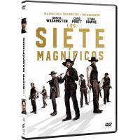 Los siete magníficos - DVD