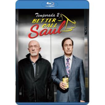 Better Call Saul  Temporada 2 - Blu-Ray