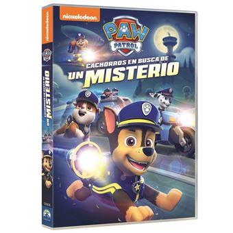 Paw Patrol 22: Cachorros en busca de un misterio - DVD