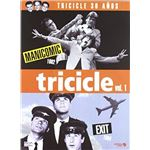Digipack Tricicle Vol. 1  Maniomic + Exit - DVD