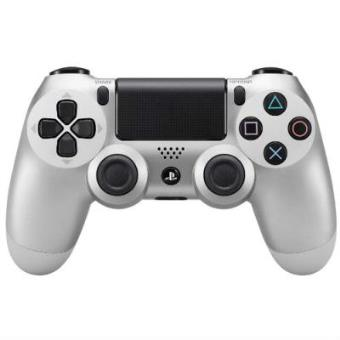 Mando DualShock Plata PS4