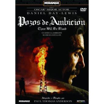 Pozos de ambición - DVD