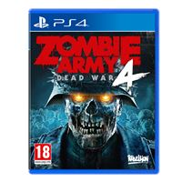 Zombie Army 4 : Dead War - PS4