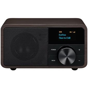 Radio Bluetooth Sangean DDR-7 Madera