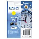 Cartucho de tinta Epson T27 amarillo