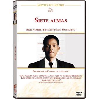 Siete almas - DVD