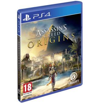 Assassins Creed Origins Ps4 Para Los Mejores Videojuegos