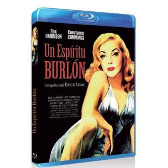 El espíritu burlón - Blu-Ray