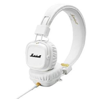 Auriculares Marshall Major II Blanco